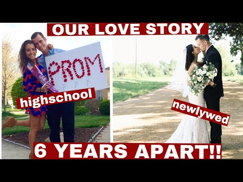 OUR LOVE STORY IN PICTURES || FIRST KISS, PROMISE RING,  ETC.