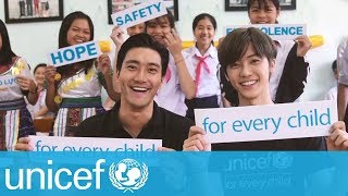 World Children's Day: a global day of action for children, by children.