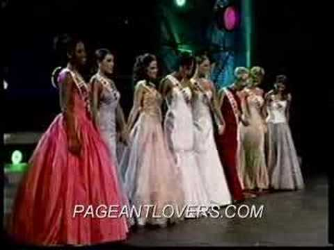 Miss Teen USA 2001 Top 5