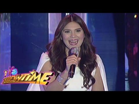 It's Showtime Singing Mo 'To: Vina Morales sings
