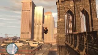GTA 4 Spiderman Mod