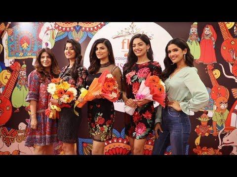 Unveiling of Miss India 2019 Uttar Pradesh finalists