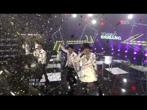 BIGBANG_0327_SBS Inkigayo_WHAT IS RIGHT