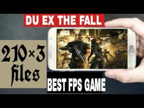 DEUS EX DOWNLOAD ON ANDROID || Offline || Apk+data || Proof With Gameplay||andro Star