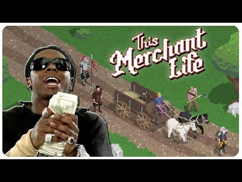 Become a Traveling Merchant, Make It Rain! | This Merchant L