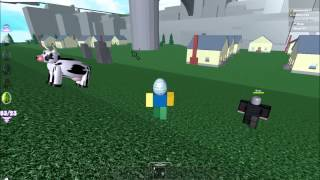 Roblox Egg Hunt 2013 [Episode 1] Alien Much?