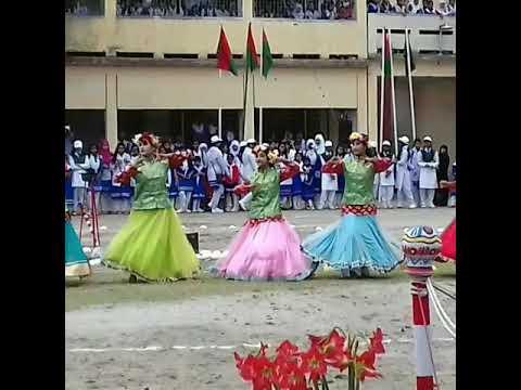 Nasrin Sultana And Her School.....