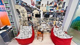 Интересные места в Москве: Библиотека для молодёжи(, 2016-02-04T22:54:54.000Z)