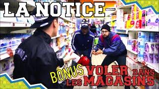 BONUS #12 - VOLER DANS LES MAGASINS