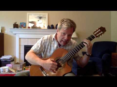 Lydia the Tattooed Lady (Arlen/Harburg) - solo guitar arrangement