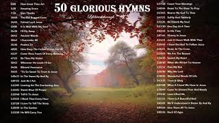50 Glorious Hymns - Amazing Grace & more. Piano & Guitar Music for Worship! by Lifebreakthrough