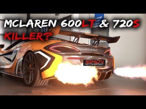 Mein Mclaren 570S (GT4) ist ein Mclaren 600LT & / 720S Killer ? Simon Motorsport | #676