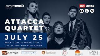 Attacca Quartet   LIVE