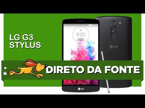 LG G3 Stylus - Direto da Fonte