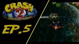 Crash Bandicoot 2 Cortex Strikes Back w/Mr.Speak Ep.5 (This Is BS!)