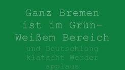 Werder Bremen Lebenslang Grün Weiß