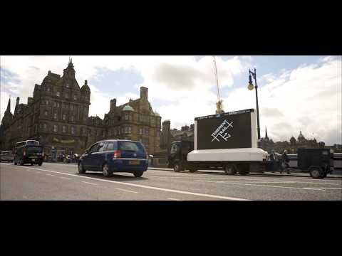 GoGo Vision Digital Advan / Outdoor Advertising / Out Of Home / Mobile Media
