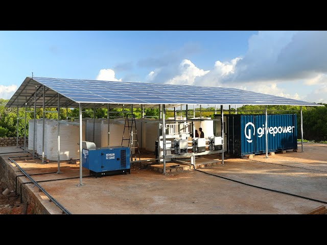 Soligent's Purpose Meets GivePower's Mission | 2021 Partnership Announcement