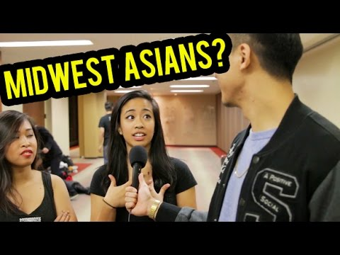 MIDWEST ASIANS VS. WEST COAST ASIANS (University of Illinois - Chicago)