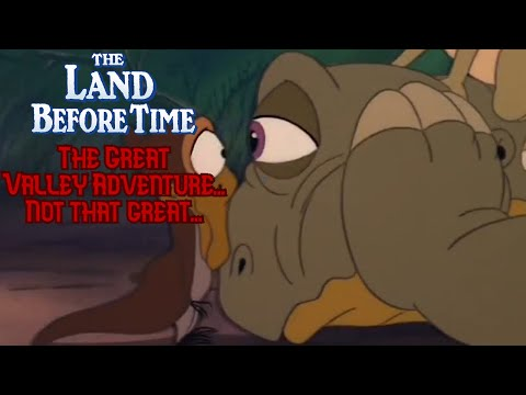 The Land Before Time II: The Great Valley Adventure – RaisorBlade Reviews(200th Video!!!)