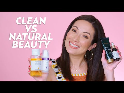 Clean Beauty vs Natural Beauty: A Quick Explanation | Beauty with Susan Yara - YouTube