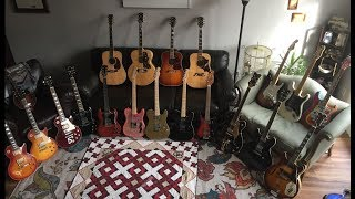 James James Guitar Collection 2018