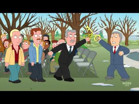 Family Guy - Mayor West Fights For His Wife's Fidelity