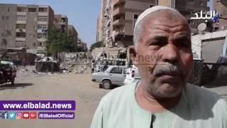 بالفيديو والصور.. سكان زهراء مدينة نصر يشكون انتشار القمامة وانقطاع المياه