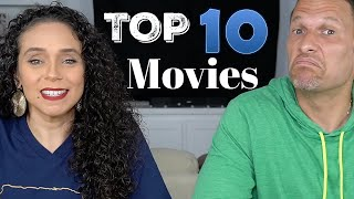 "Juntos with Eli Castro (AARP) ""Top 10 Latinx Movies"""