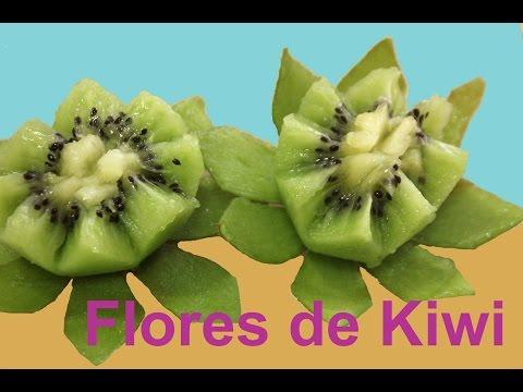 Flor de loto de Kiwi. Kiwi Lotus flower