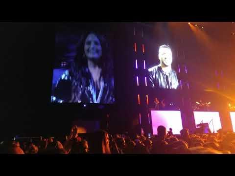 Enchame la culpa  - Demi Lovato - Tell me you love me tour - Oslo, Europe