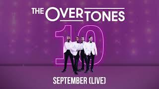 The Overtones - September (Live)