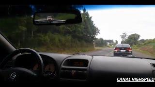 Astra - Civic Si 2.0 (com visão traseira)