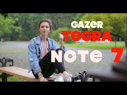 Gazer Tegra Note 7: обзор планшета!