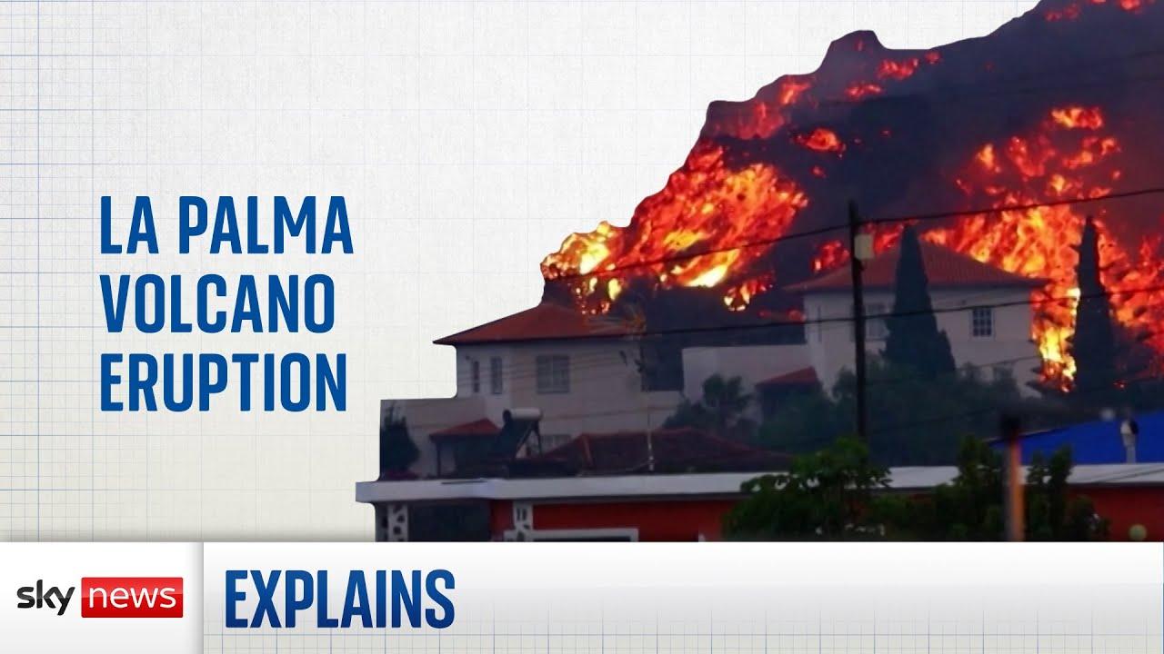 Download La Palma volcano: How dangerous is it?