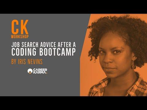 Career Karma: Job Search Advice After a Coding Bootcamp