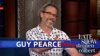 Guy Pearce's Master Class On Australian Slang