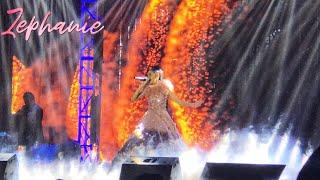 Zephanie susunod sa yapak ni Regine at Sarah as she belted the songs effortlessly | Zephanie Concert