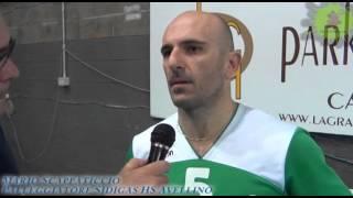 20-10-2013: Intervista a Mario Scappaticcio nel post Materdomini-Avellino