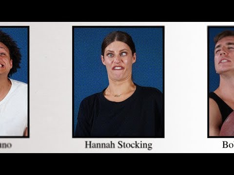High School Picture Day   Hannah Stocking