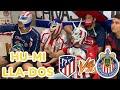 CHIVAS VS ATLÉTICO DE MADRID 4-5 HUMILLADOS EN PENALES-REACCIÓN DE AFICIONADOS CHIVAS