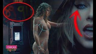 TODOS LOS DATOS OCULTOS EN EL VIDEO DE TAYLOR SWIFT ¡READY FOR IT¡