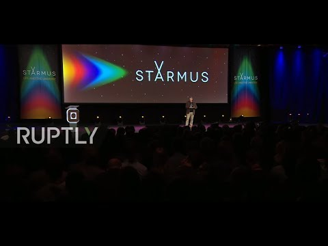 LIVE: Starmus Festival explores 'Life and the Universe' in Trondheim: DAY 2