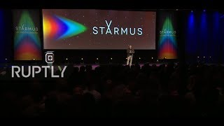 LIVE  Starmus Festival explores 'Life and the Universe' in Trondheim  DAY 2