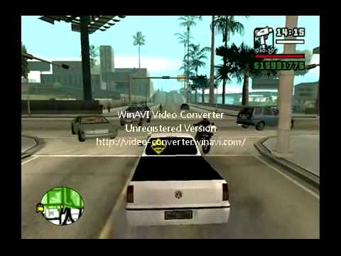 Pião de Saveiro Turbo GTA San Andreas   YouTube