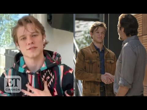 Download Lucas Till Reacts To 'MacGyver' Cancellation