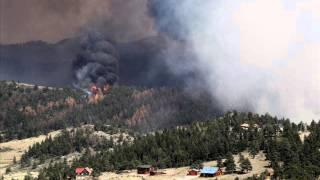 Twin Falls, Idaho: Wildfire West Of City Grows As Colorado, Utah And Montana