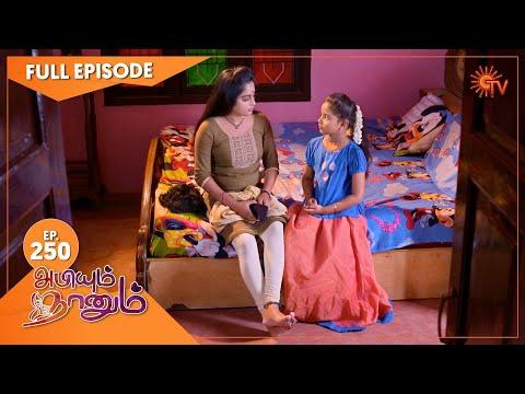 Abiyum Naanum - Ep 250   20 Aug 2021   Sun TV Serial   Tamil Serial