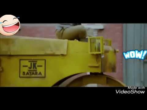 Best comedy scene of road roller of movie khatta meetha || shashi Singh || Khatta meetha ||