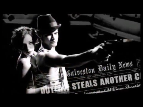 Bonnie & Clyde musical commercial